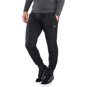 super.natural Essential Pantalones Hombre, jet black